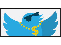 Find out how much your Twitter account is worth